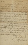 William Constable to Unknown Person, October 12, 1788