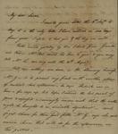 John Kean to Susan Kean, September 6, 1791 by John Kean