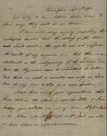 John Kean to Susan Kean, September 5, 1793 by John Kean