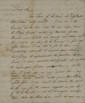 Samuel Wilcox to John Kean, February 11, 1792 by Samuel Wilcox