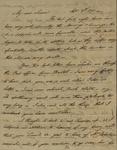 John Kean to Susan Kean, September 19, 1793 by John Kean
