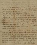 John Kean to Susan Kean, May 2, 1792