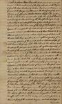 Richard Shubrick to John Kean, January 15, 1793