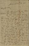 William Stephens to John Kean, January 20, 1793