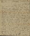 David Ramsay to John Kean, February 14, 1793