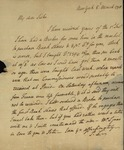 Philip Livingston to Susan Kean, March 5, 1790