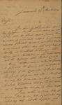 William Stephens to John Kean, March 24, 1790