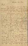 Jacob Read to John Kean, April 1, 1790 by Jacob Read