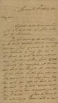 William Stephens to John Kean, April 16, 1790