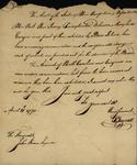 Unknown to John Kean, April 21, 1790