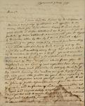 Margaret Livingston to John Kean, May 7, 1790