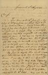 William Stephens to John Kean, August 17, 1790