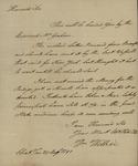 William Wilke to John Kean, August 29, 1790