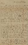 Jacob Read to Joh Kean, September 20, 1790