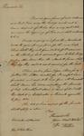 William Wilkie to John Kean, September 23, 1790