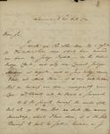 William Stephens to John Kean, October 28, 1790