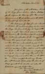 William Wilkie to John Kean, November 11, 1790