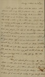 John Kean to Susan Kean, August 16, 1791