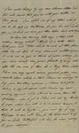 John Kean to Susan Kean, August 26, 1791