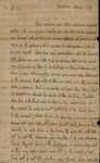 Robert Barnwell to John Kean, September 3, 1791