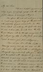 John Kean to Susan Kean, August 19, 1791 by John Kean