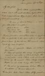 Philip Livingston to John Kean, August 26, 1791