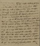 John Kean to Susan Kean, Evening, September 2, 1791