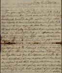 Sister to Susan Kean, October 11, 1791