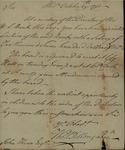 Thomas Willing to John Kean, October 29, 1791