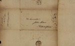 John Faucheraud Grimke to John Kean, November 4, 1791 by John Faucheraud Grimke