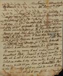 Philip Livingston to John Kean, November 30, 1791 by Philip Peter Livingston