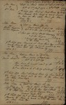 John Faucherand Grimke to John Kean, February 9, 1792
