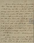 John Kean to Susan Kean, October 2, 1793