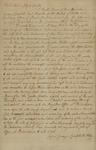 John Kean, Last Will and Testament, April 18, 1795