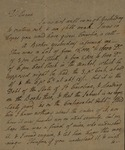 Philip Livingston to Susan Kean, March 27, 1799