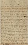 Jacob Read to John Kean, March 14, 1792