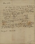 Philip Livingston to Susan Ursin Niemcewicz, April 1801