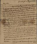 Philip Livingston to Susan Ursin Niemcewicz, August 10,1801