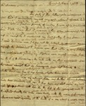 Robert Barnwell to Susan Ursin Niemcewicz, December 1, 1802 by Robert Barnwell