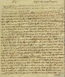 Julian Ursin Niemcewicz to Susan Ursin Niemcewicz, August 14, 1803