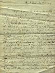 Susan Ursin Niemcewicz to Julian Ursin Niemcewicz, November 1, 1803