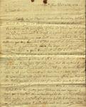 Susan Ursin Niemcewicz to Julian Ursin Niemcewicz, December 26, 1803