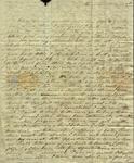 Maria E.P. Ricketts to Susan Ursin Niemcewicz, March 6, 1806