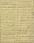 Robert Barnwell to Susan Ursin Niemcewicz, February 29, 1808