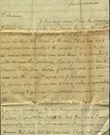 Robert Barnwell to Susan Ursin Niemcewicz, March, 1808