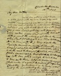Peter Kean to Susan Ursin Niemcewicz, December 16, 1808