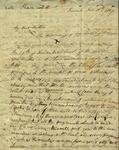 Peter Kean to Susan Ursin Niemcewicz, January 18, 1809 by Peter Philip James Kean