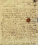 Peter Kean to Susan Ursin Niemcewicz, February 8, 1809 by Peter Philip James Kean
