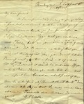 Christine Biddle to Susan Ursin Niemcewicz, June 19, 1809