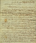Sarah Sabina Morris to Mary Ann Morris, June 22, 1804